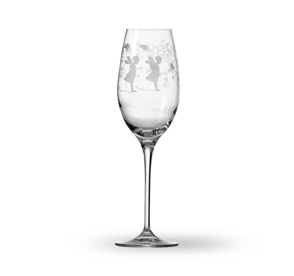 Alv glass champagne