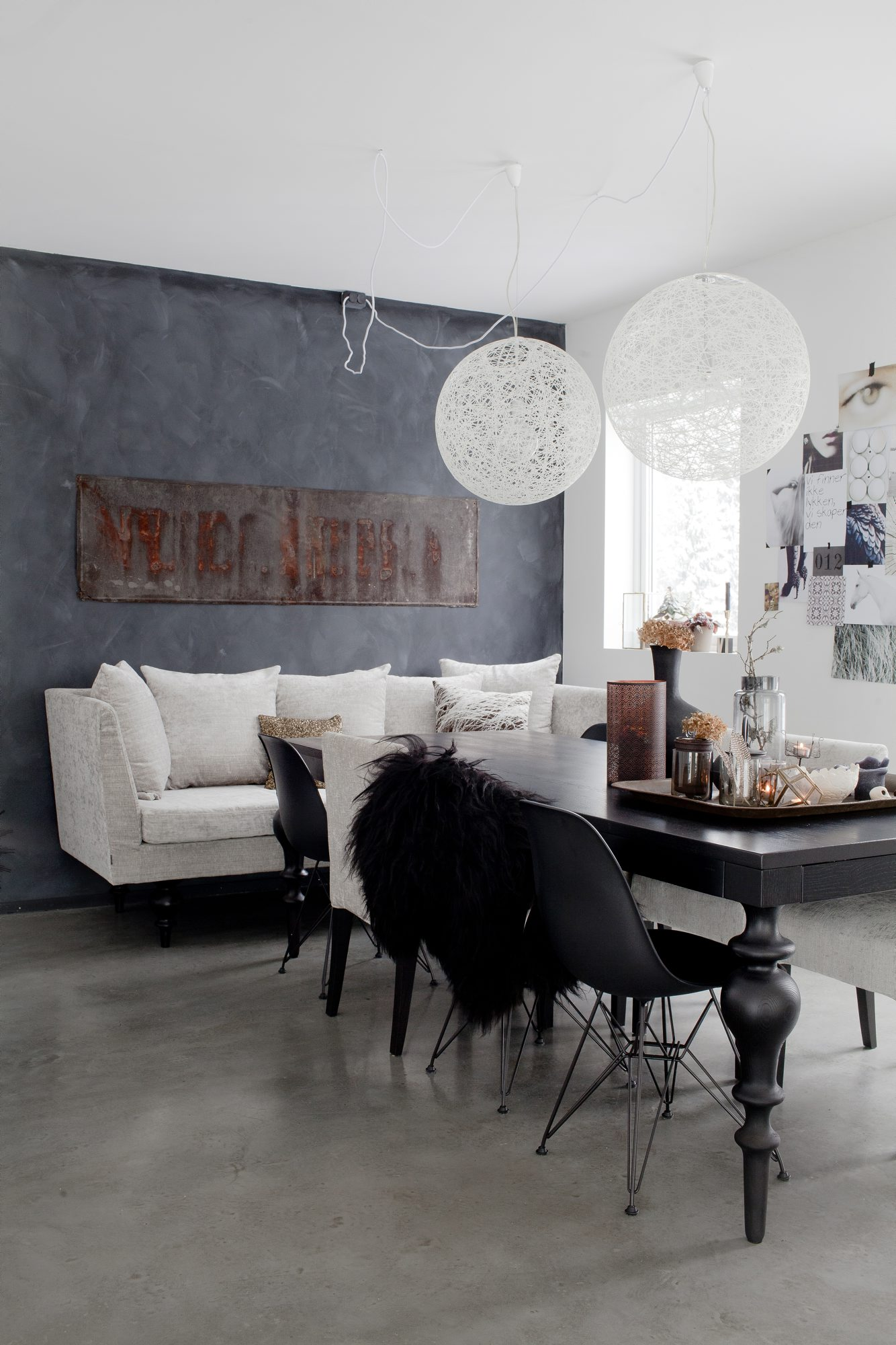 Slik bor den norske designeren – rom123