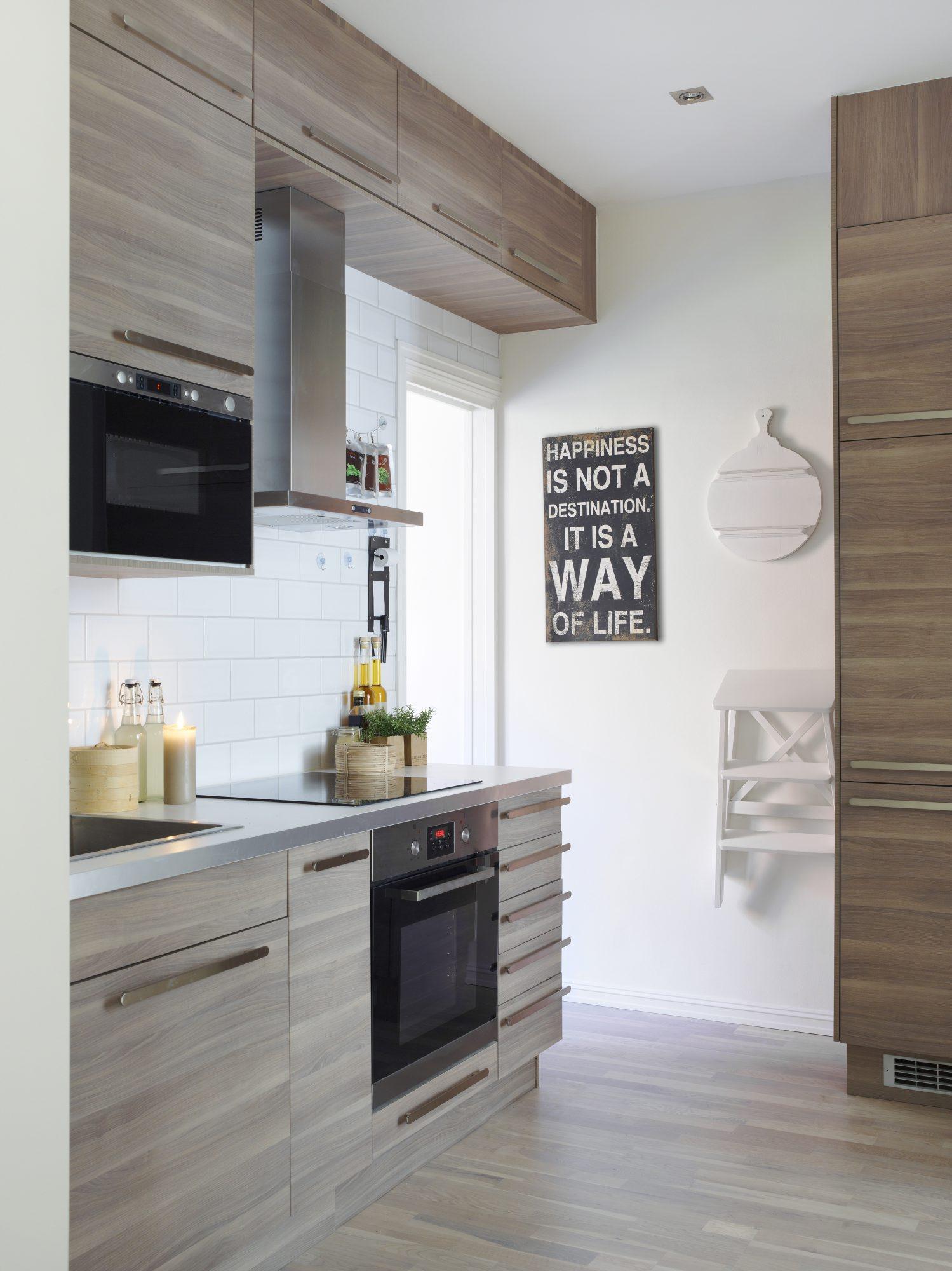 Kjøkkenet heter Sofielund og er fra Ikea. Tips: Hvis du ikke får ...