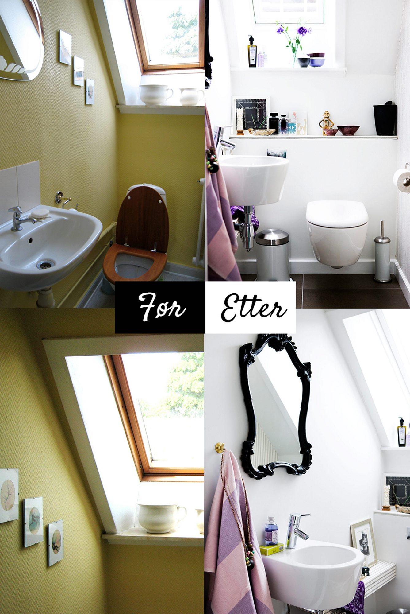 Toalett med personlighet – Rom123