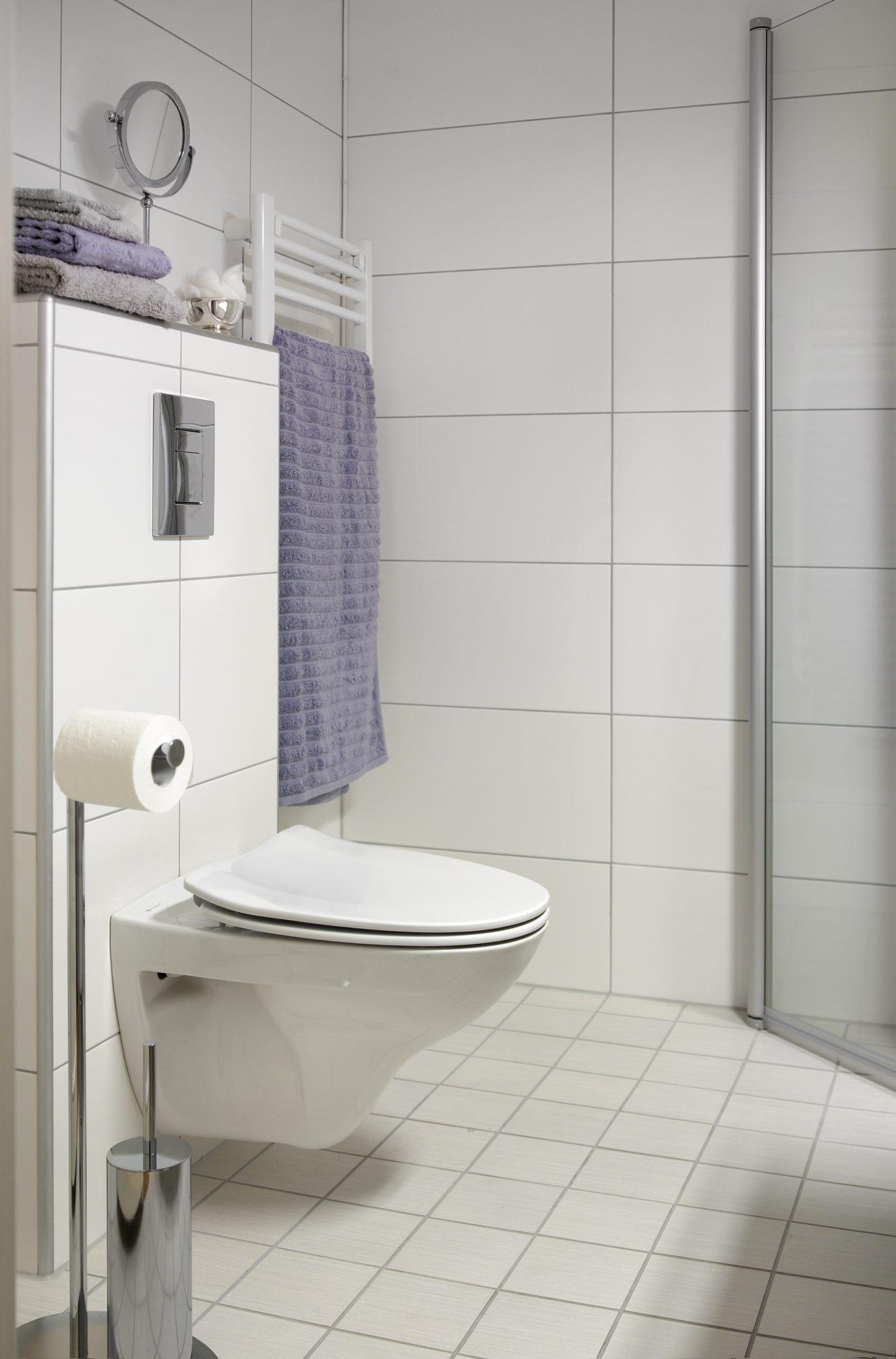 Lite bad med badekar design waschbecken wohnen badezimmer for Badezimmer design app