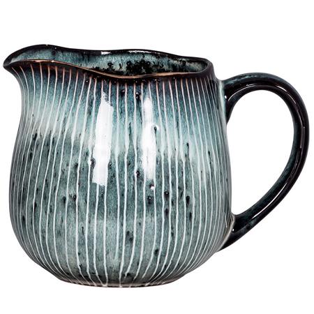 broste copenhagen melkekanne i keramikk