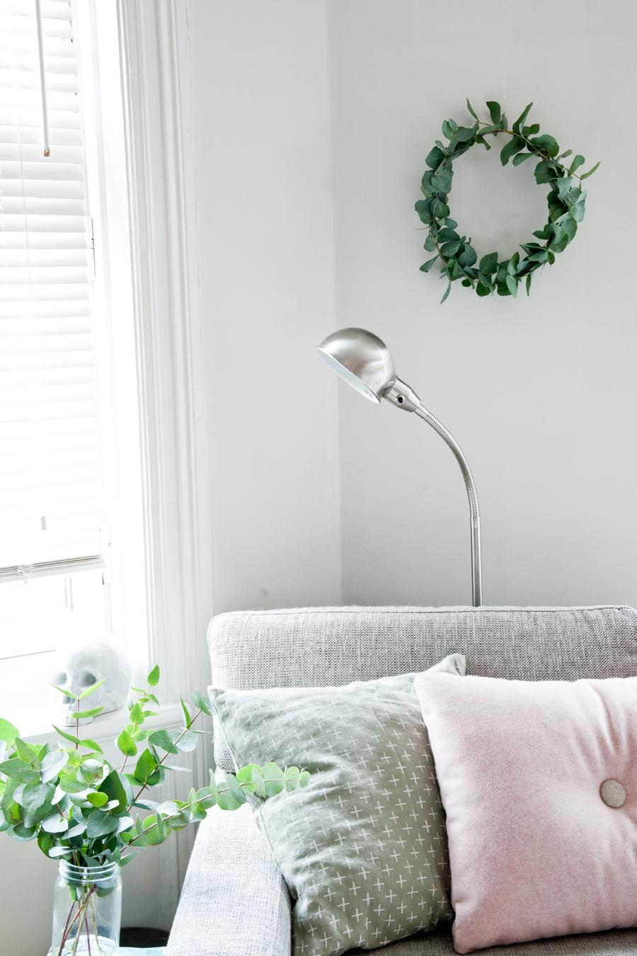eucalyptuskrans stue kreativ-i-tet