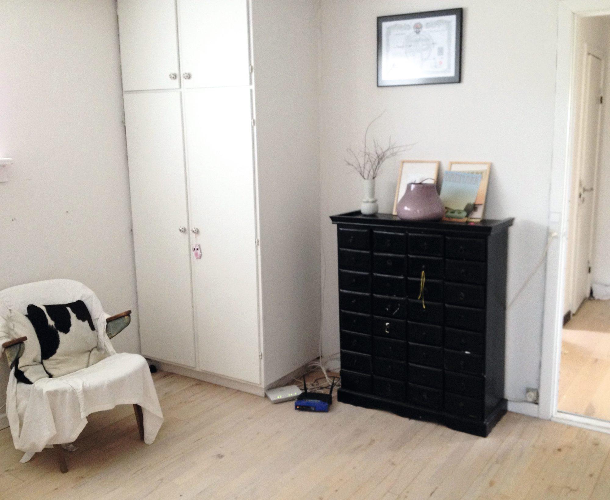 Slik kan du lage et kontorhjørne til 3000 kroner – rom123