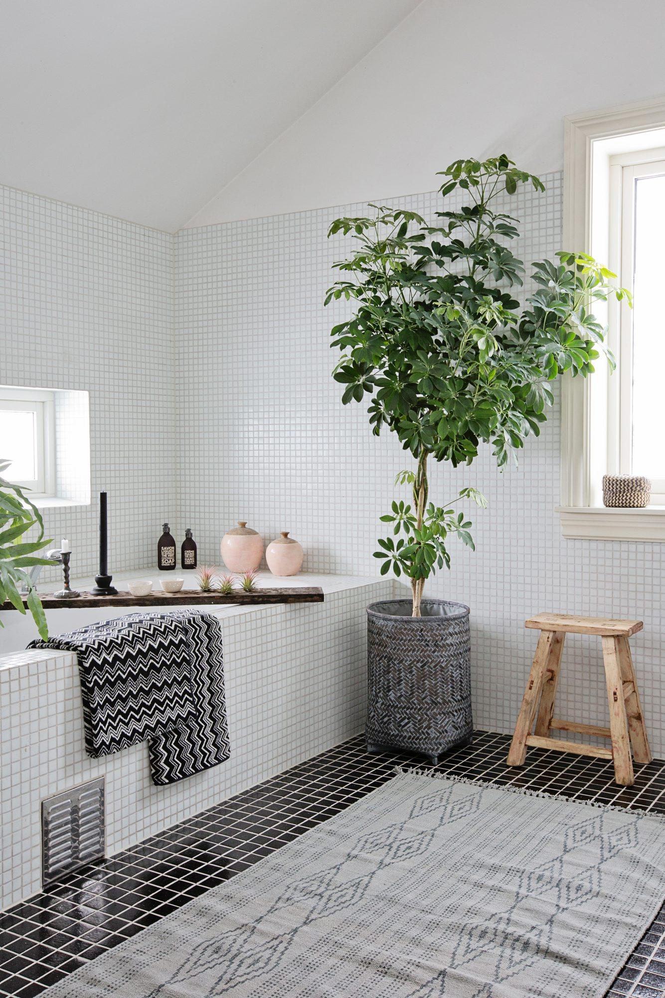 Hjemme hos Jorunn Tharaldsen