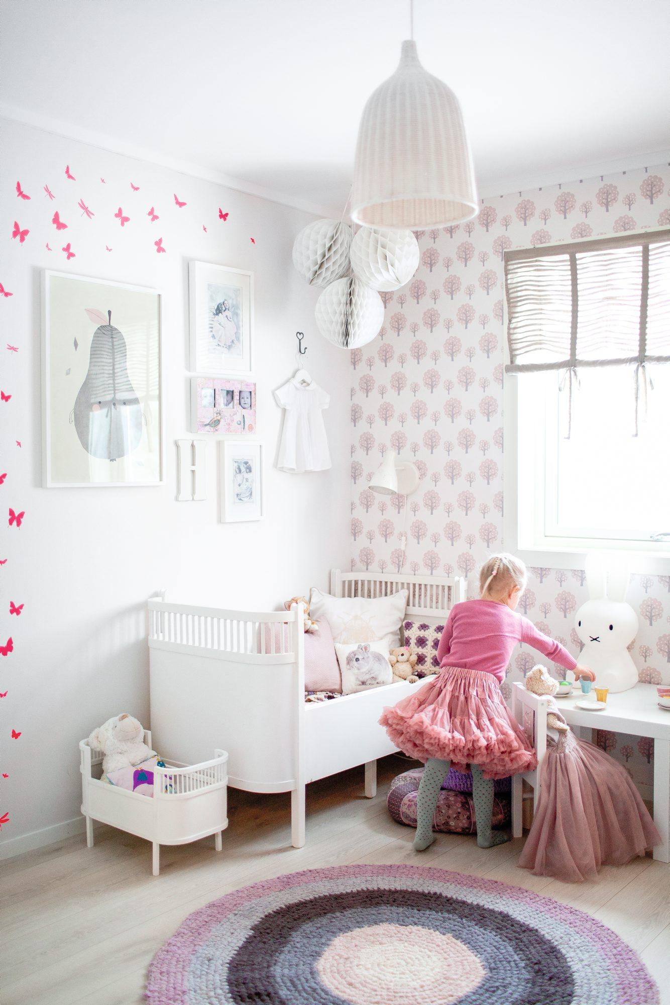 carina jokernord boligportrett barnerom