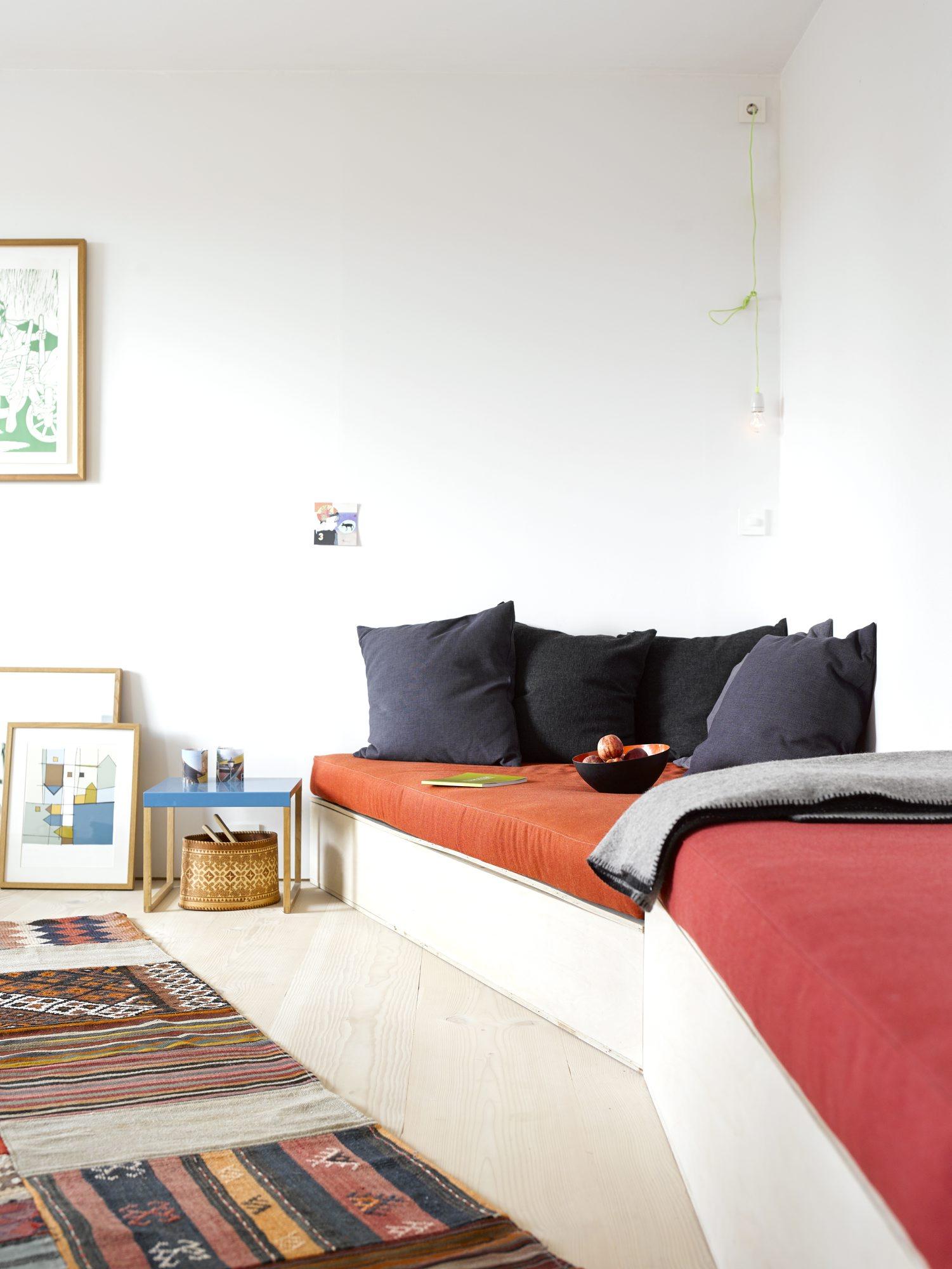 Kompakt leilighet