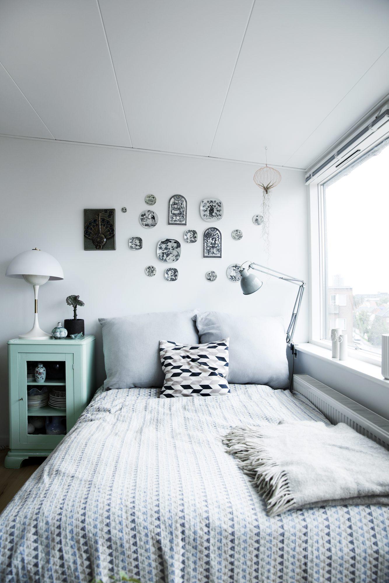 Hjemme hos Jeanette Ruskjær
