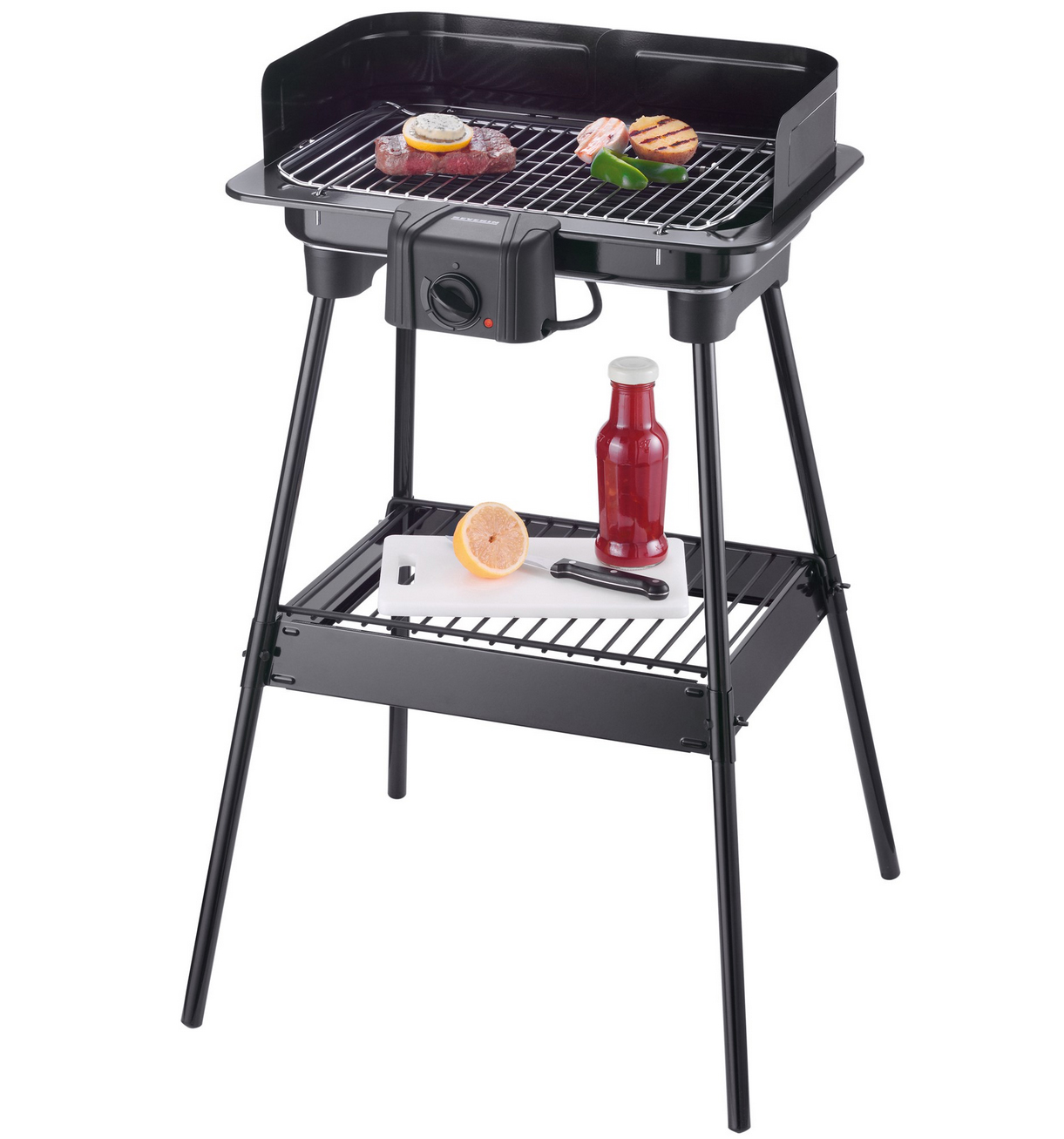 Elektrisk grill Kitchen one kr 599