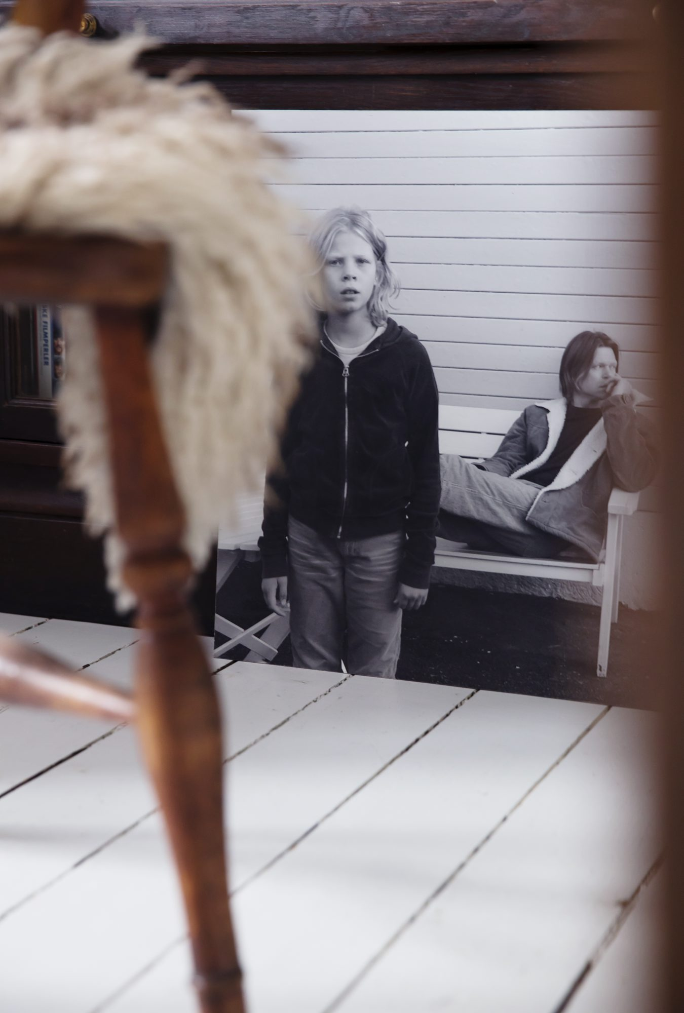 Vigdis og Bård sveitserhus i Trondheim Tekst: Åsne Hjukse Styling: Tone Kroken Foto: Yvonne Wilhelmsen