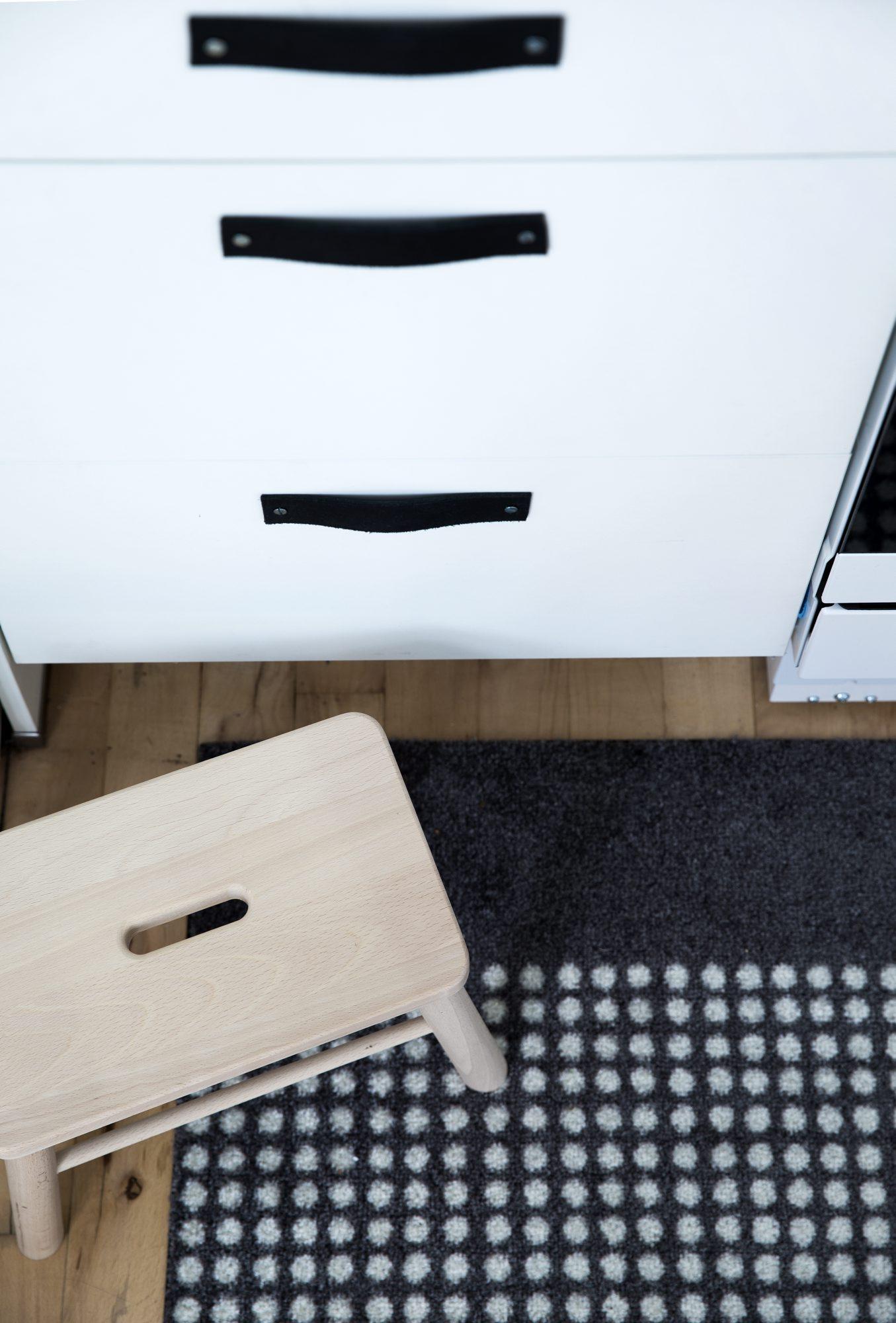 Romservice Mette Helena Rasmussen Catyas kjøkken før og etter