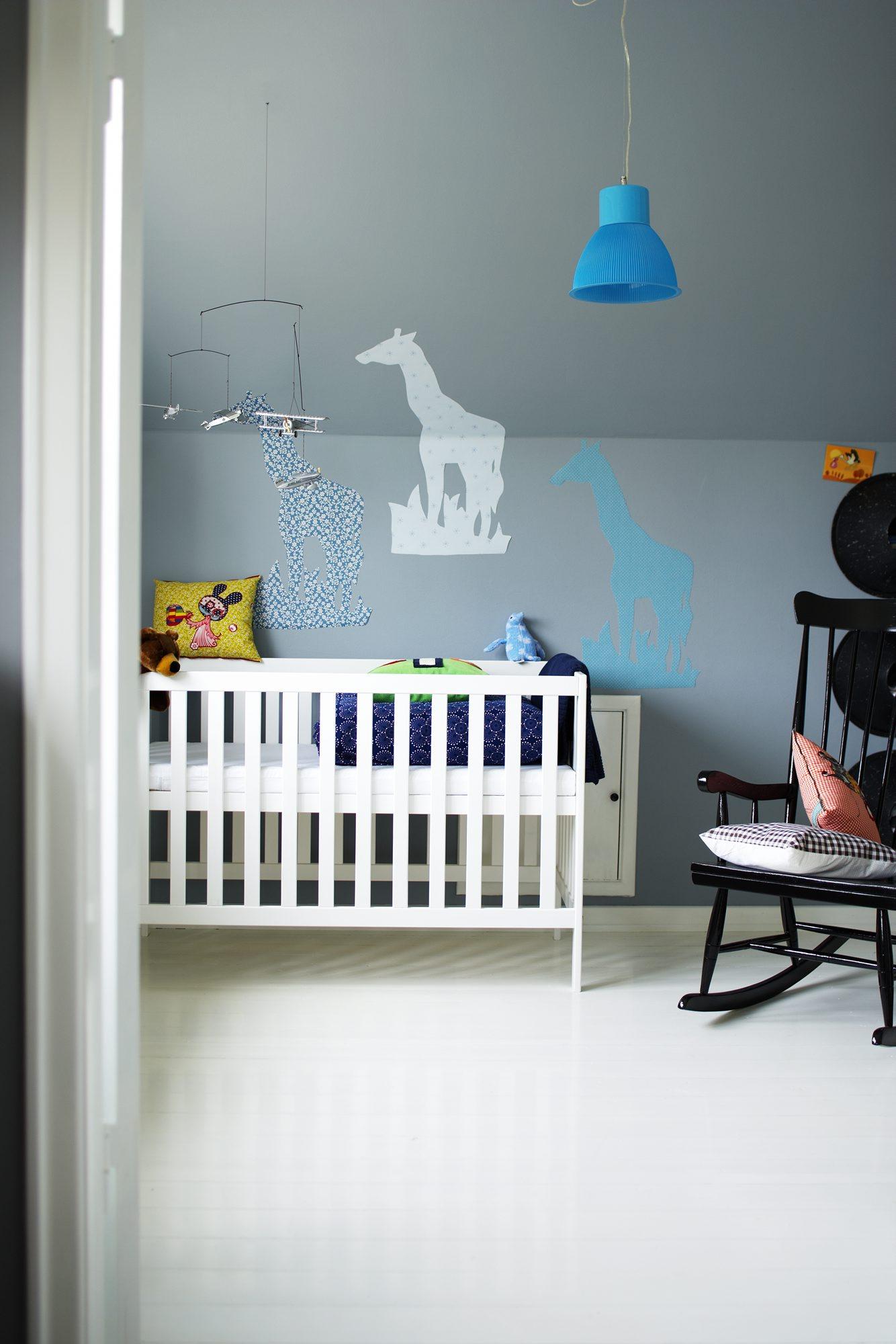Enorm Piff opp barnerommet billig og enkelt – Rom123 OA-57