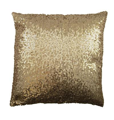 Gullpute med paljetter fra Kremmerhuset