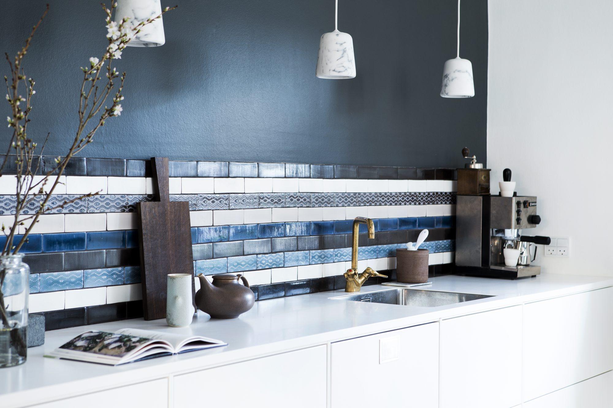 smarte tips til kjøkkenet fliser