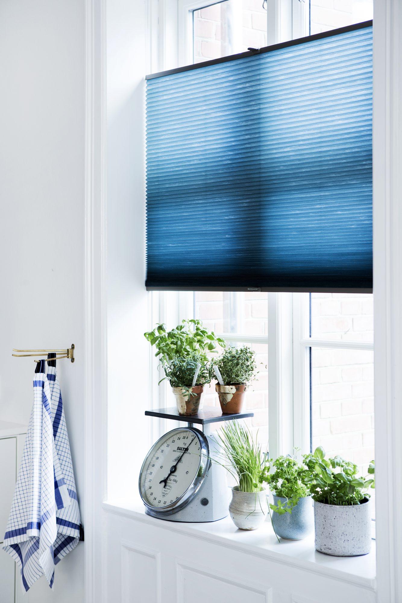 smarte tips til kjøkkenet gardin