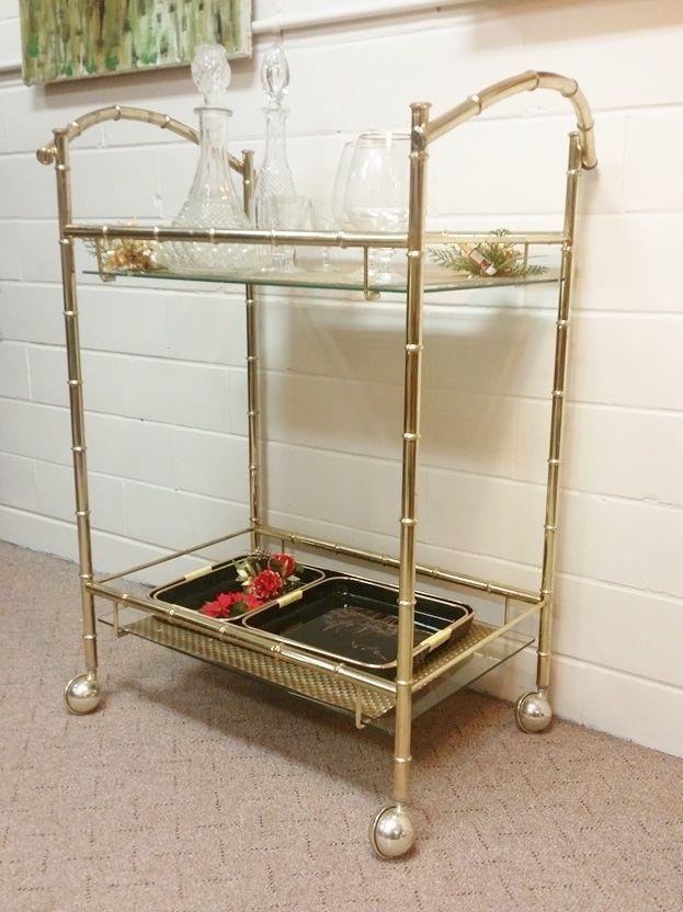 En råstilig bartralle i klart glass og gull. Denne er også fra ebay og koster 145 dollar, omkring 1300 kroner.