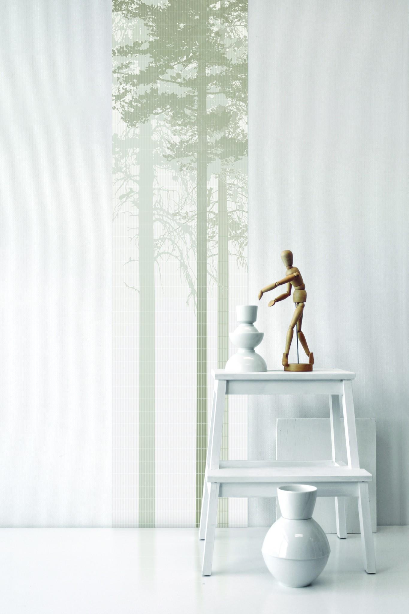 tapet scandinavian surface woodland_beige