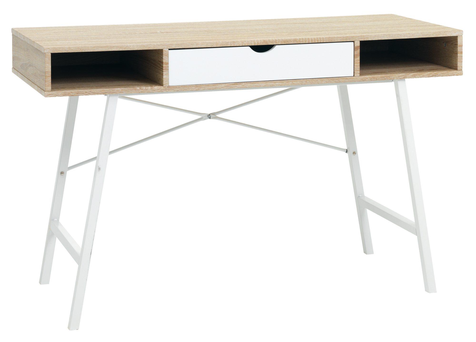 Skrivebord/konsollbord, b 120 x d 48 x h 76 cm, kr 799, Jysk.