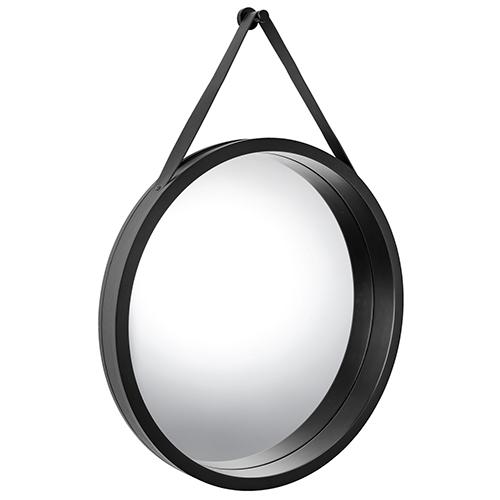 rundt speil fra Jysk