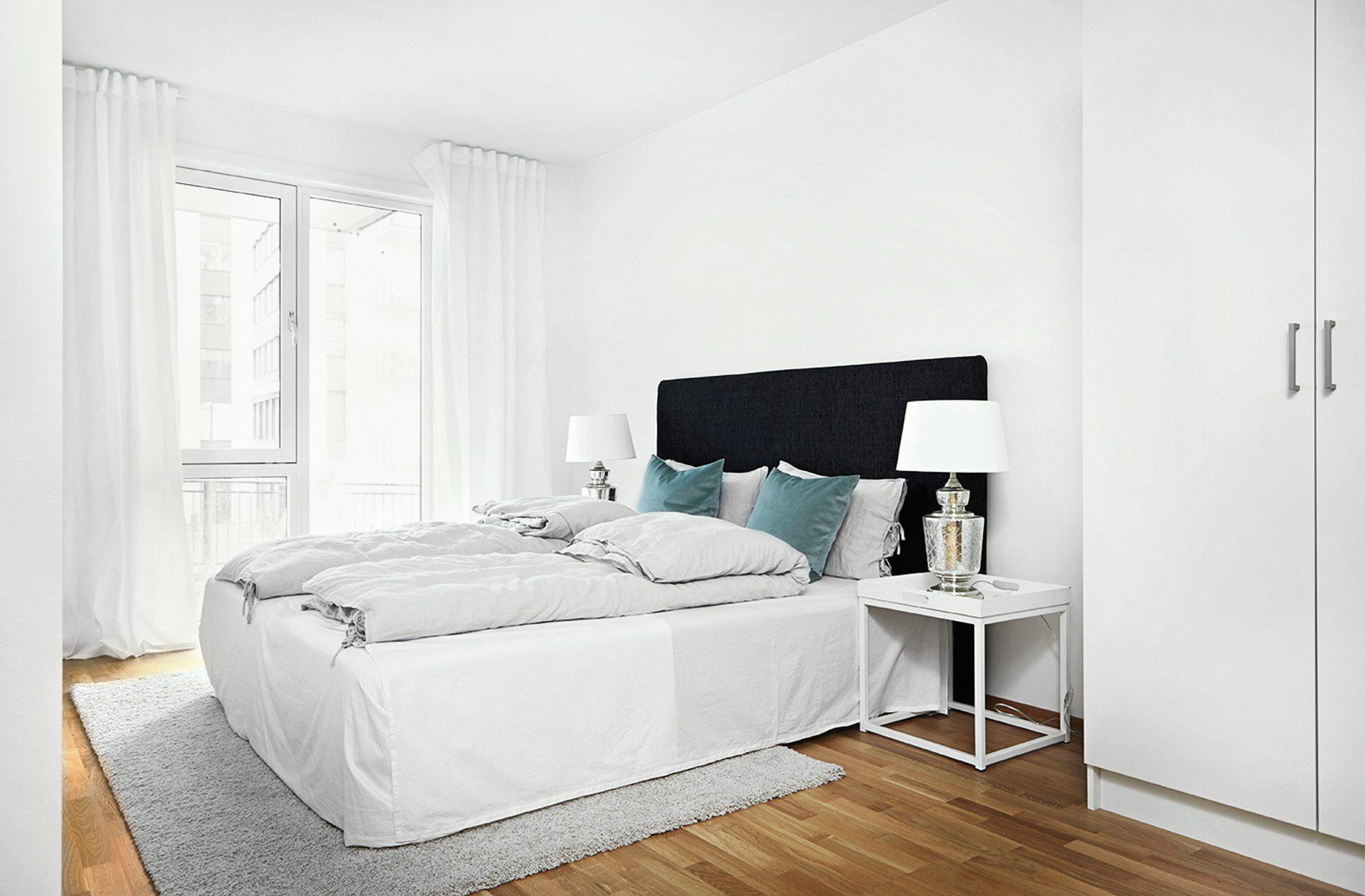 Styling bolig med enkle grep Det lille ekstra visningsbolig grått rosa ved Kirsten Visdal