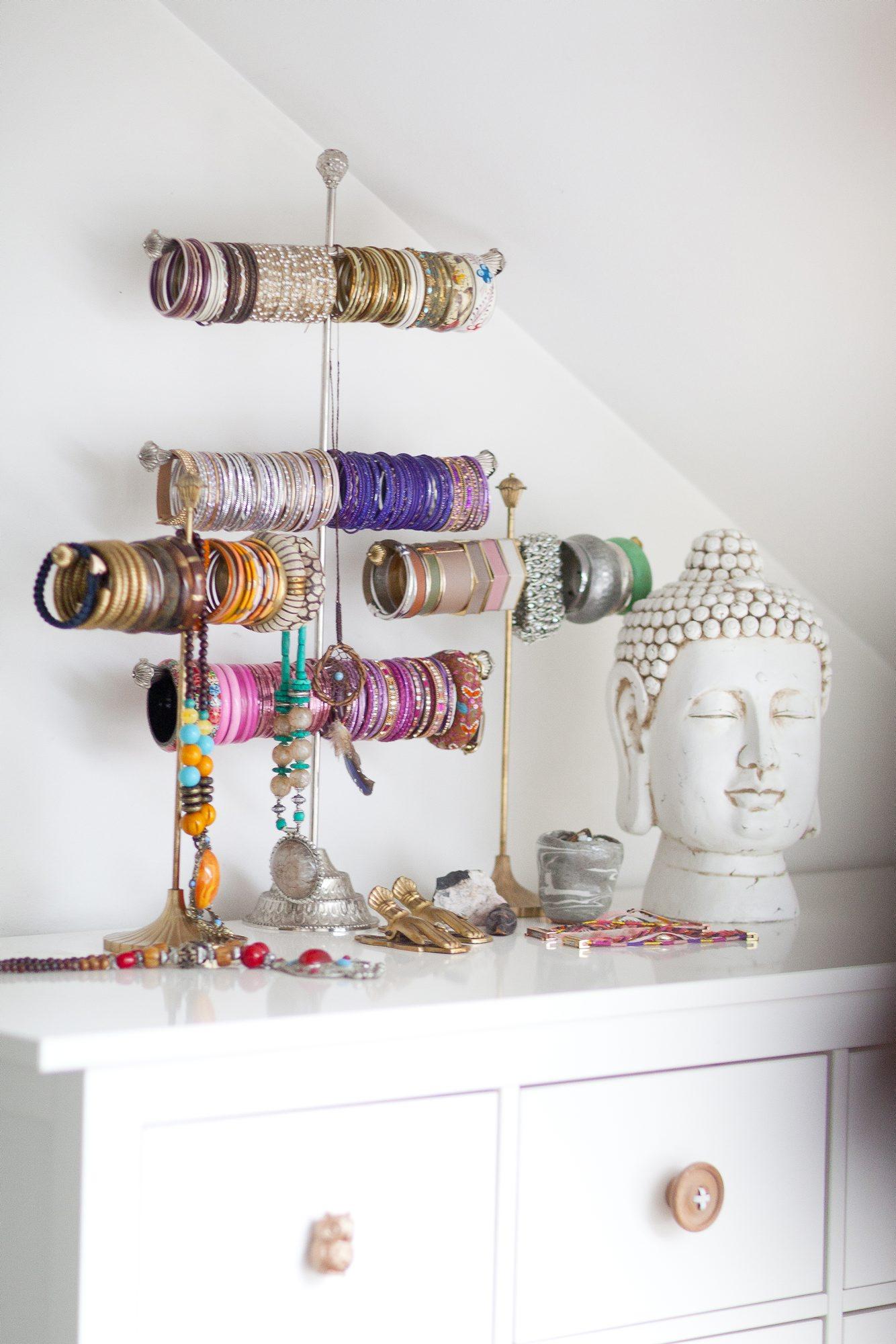 Hjemme hos Lise Kristensen smykker
