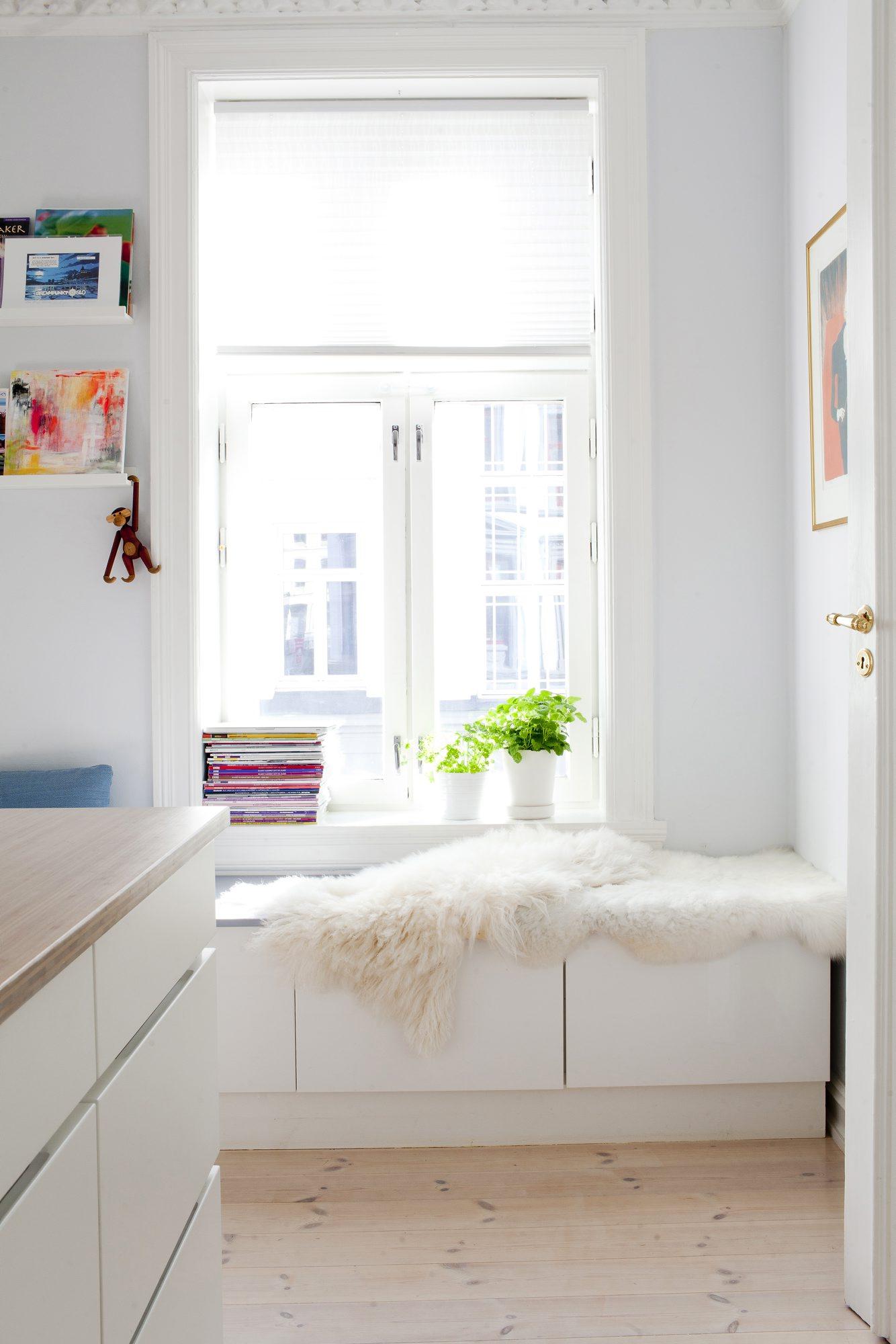 Hjemme hos Christina Agdestein Steffensen