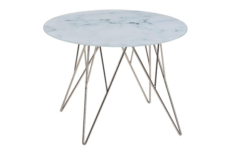skeidar bord villeik og stål