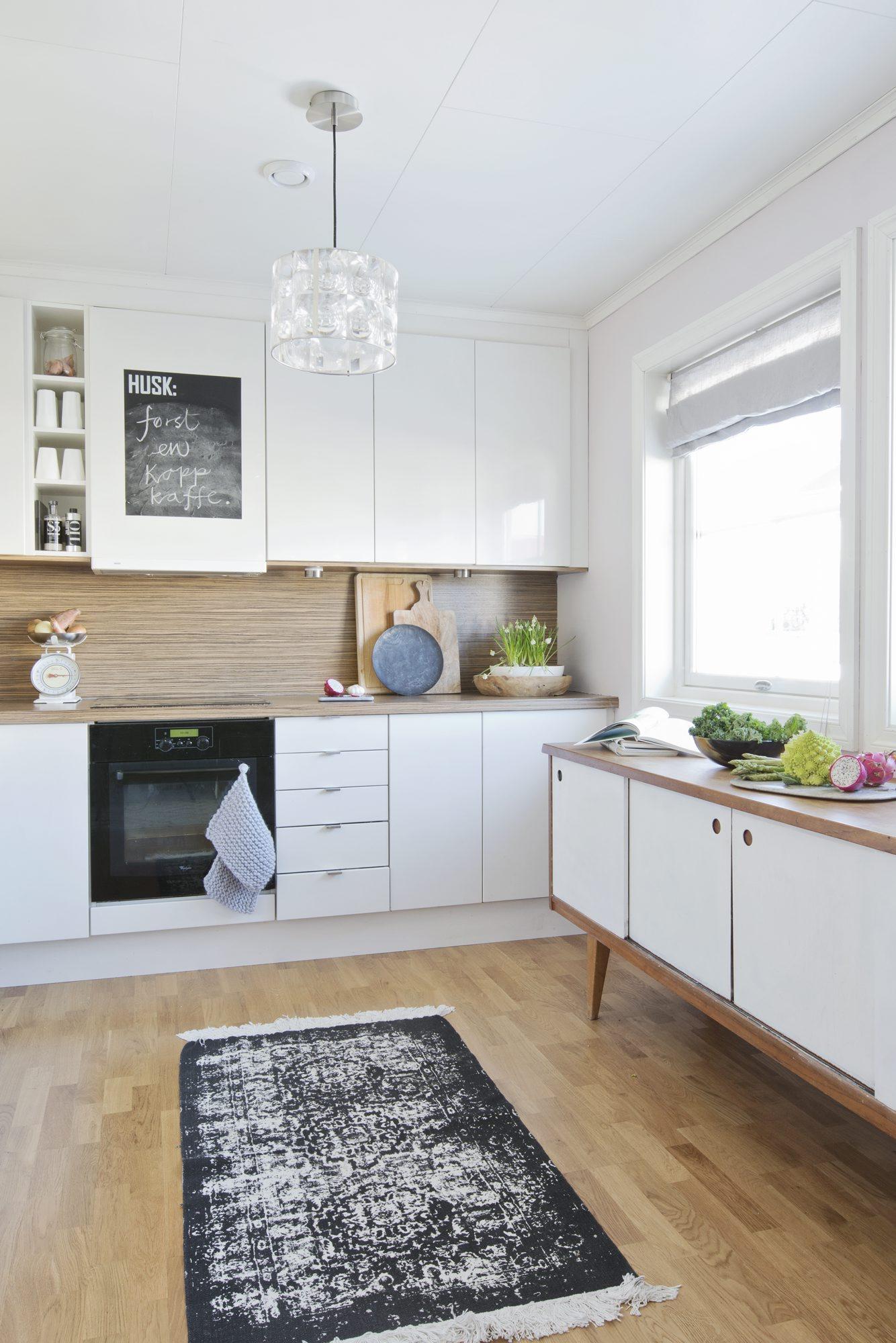 hjemme hos Åse Berggård