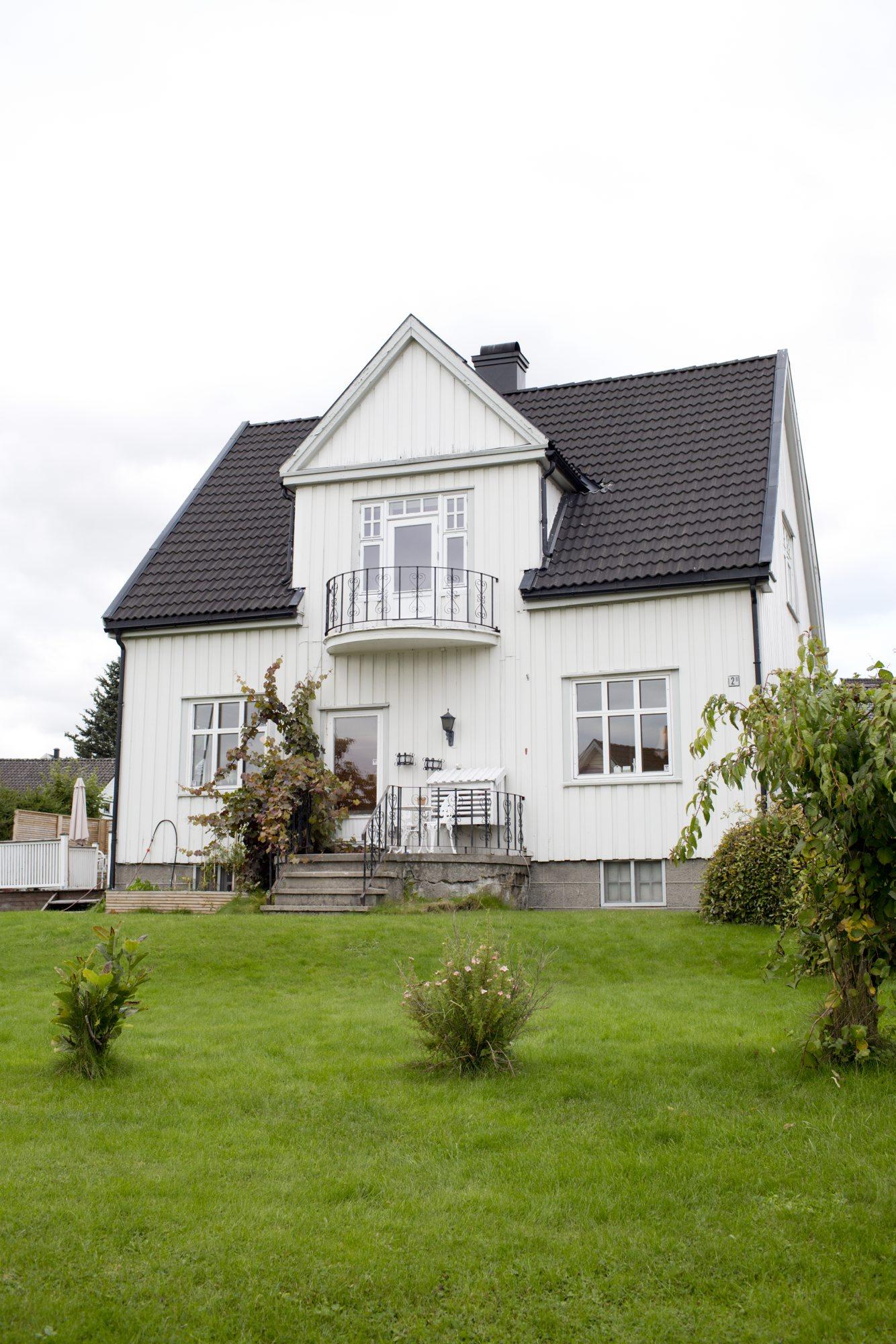 Hjemme hos Beate Bauer