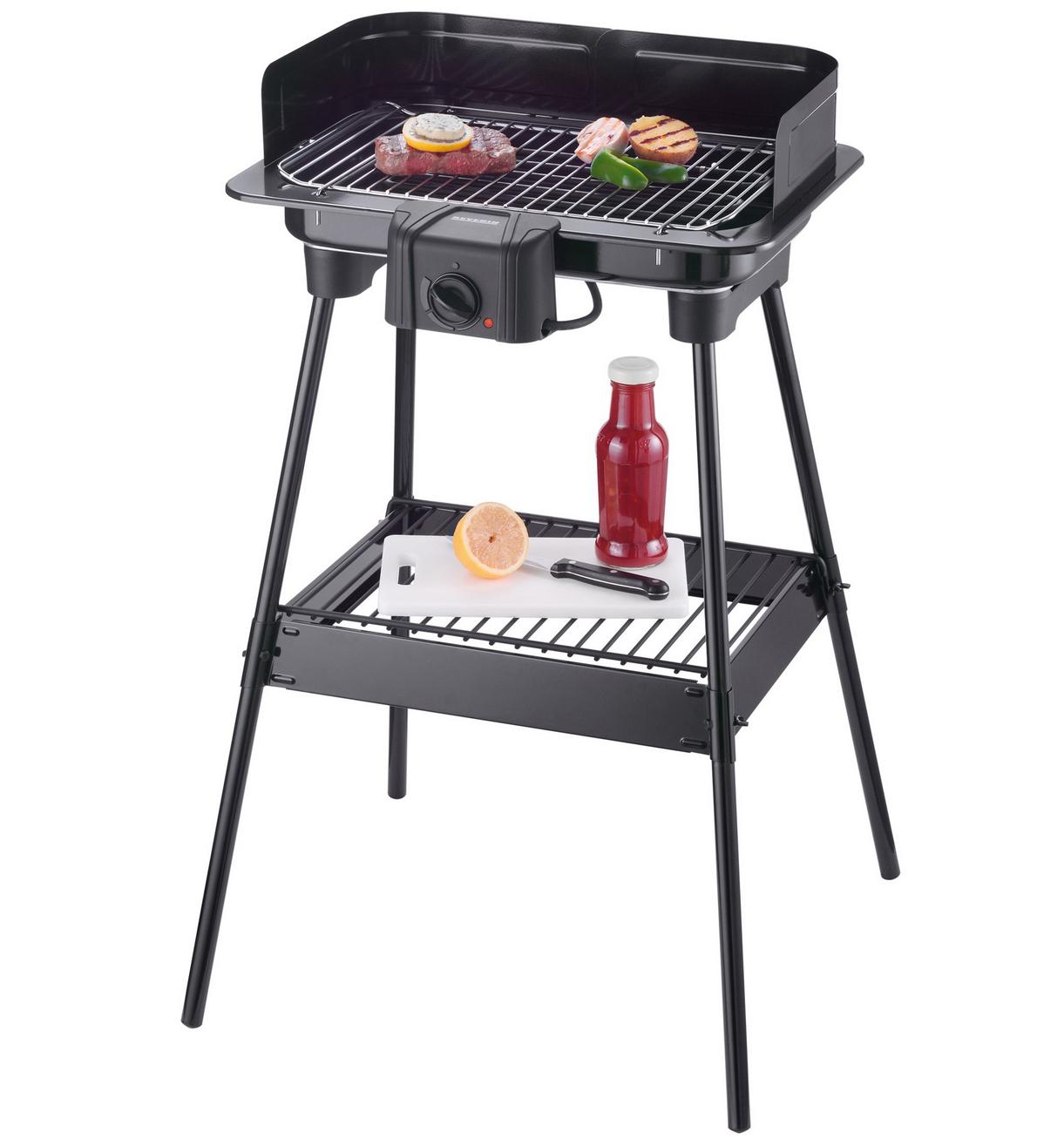 Elektrisk grill Kitchen one kr 599