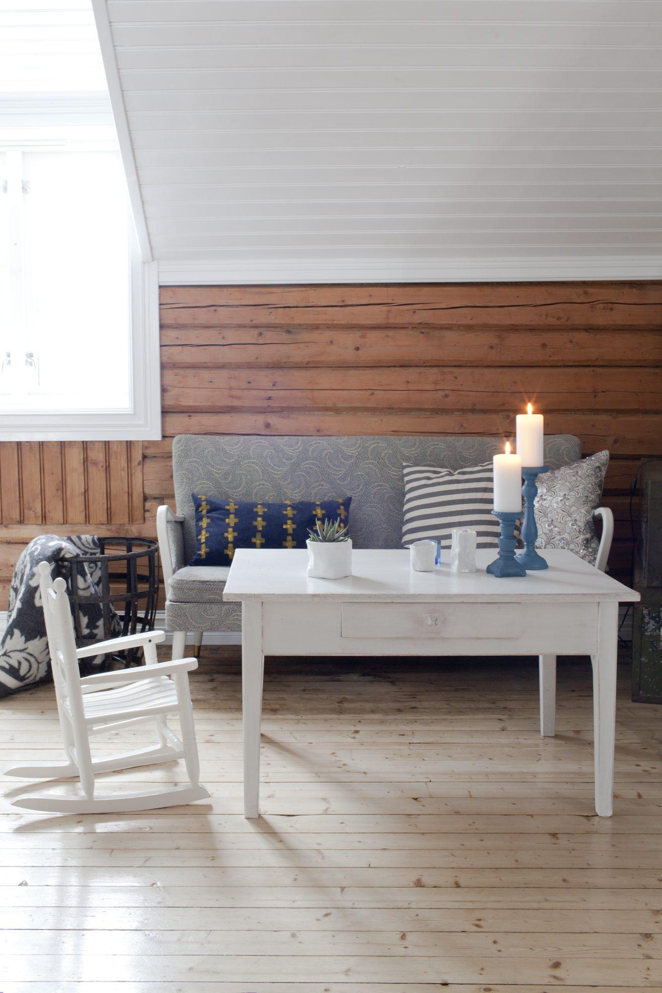 Hjemme hos Ingebjørg Bu