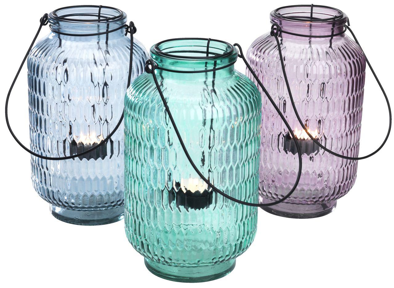 Lanterne glass 89 kr Jysk